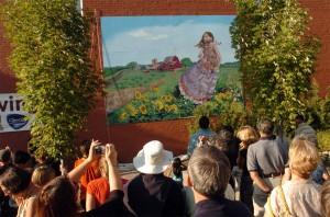 Chelsea 150th Anniversary Public Mural