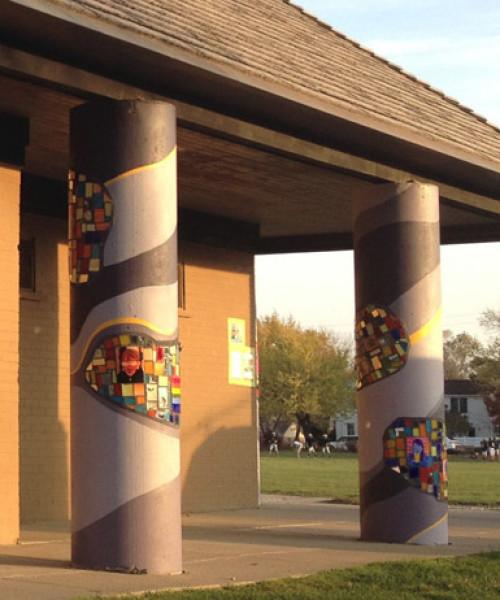 Allmendinger Park Neighborhood Mural & Mosaic Project