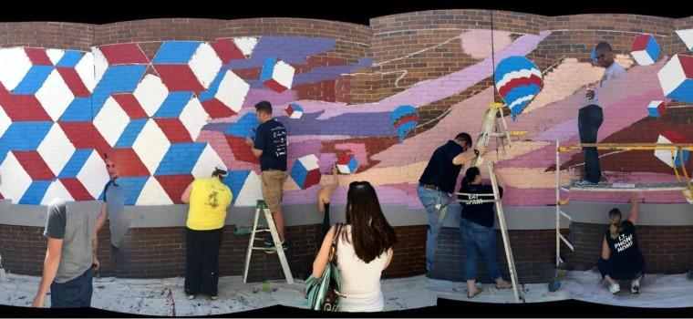 shur! Public Mural Project