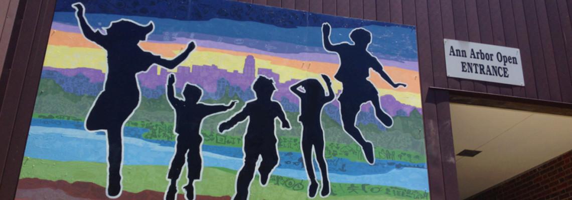 Ann Arbor Open Mural