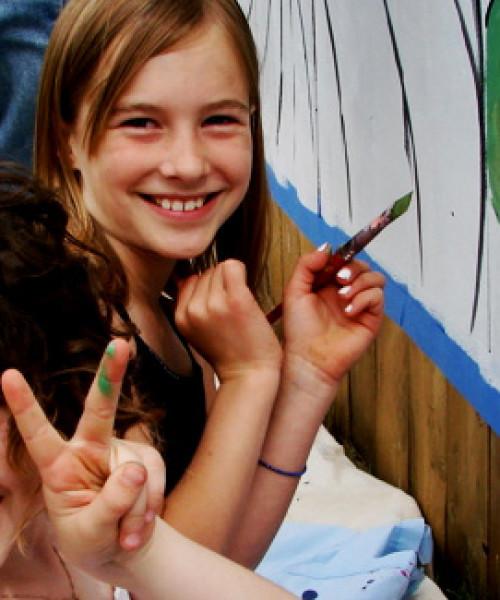 Great Oak Community Mural Project