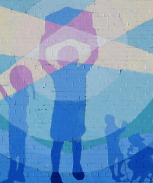 Mitchell Elementary Public School Mural