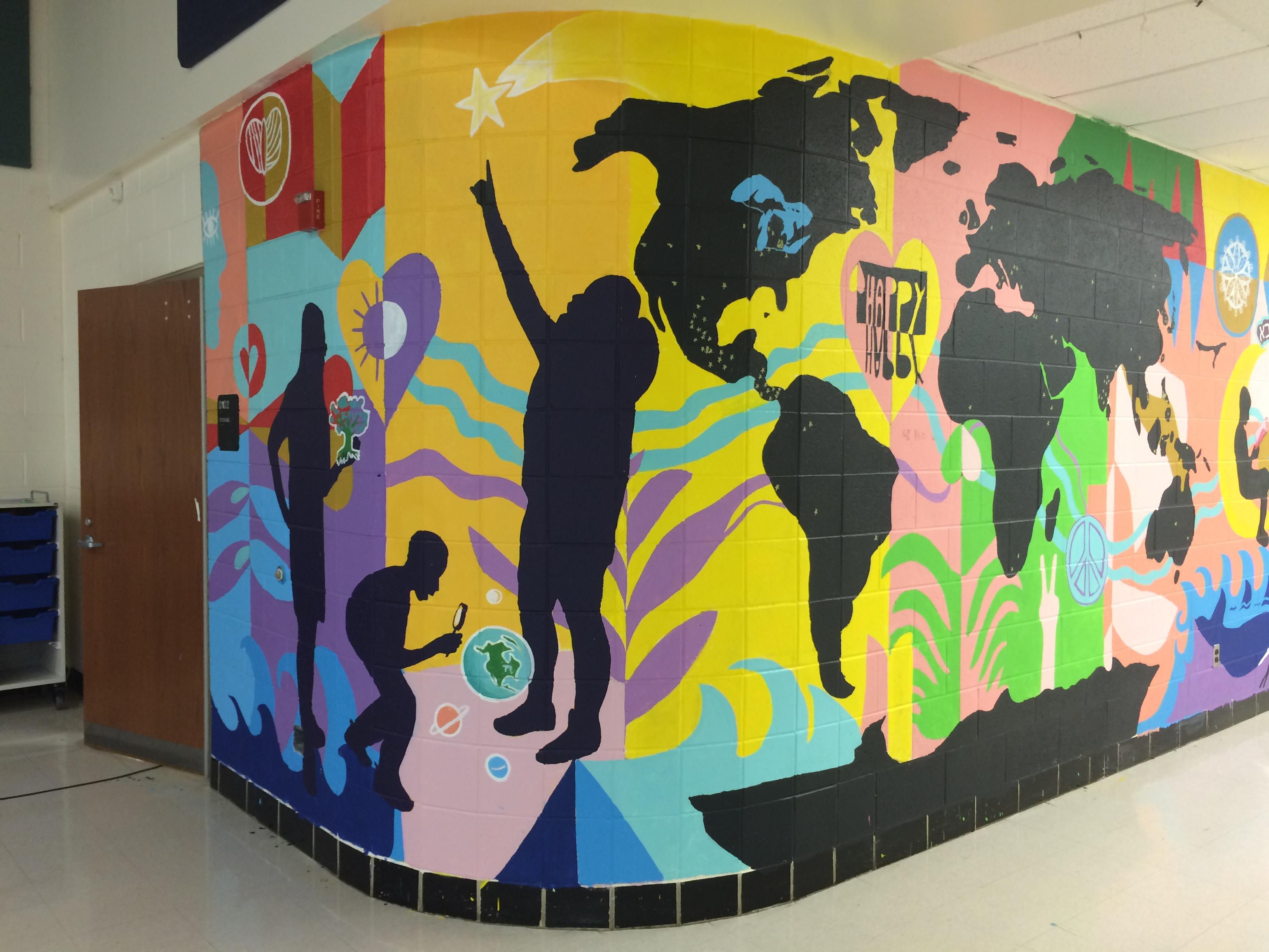 TreeTown Murals - Ann Arbor, Michigan Mural Company