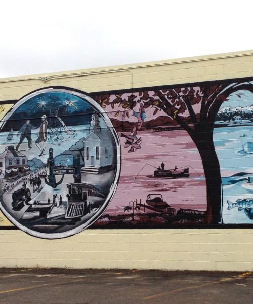 Whitmore Lake Public Mural