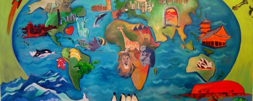 More! Children's Room Murals