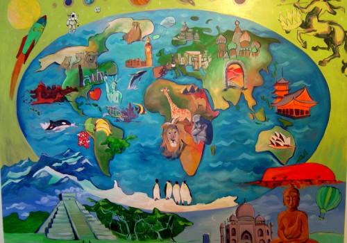 More! Children's Room Murals