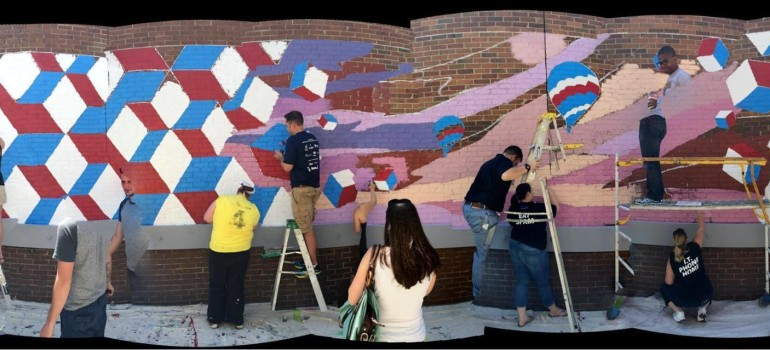 Community Mural Projects